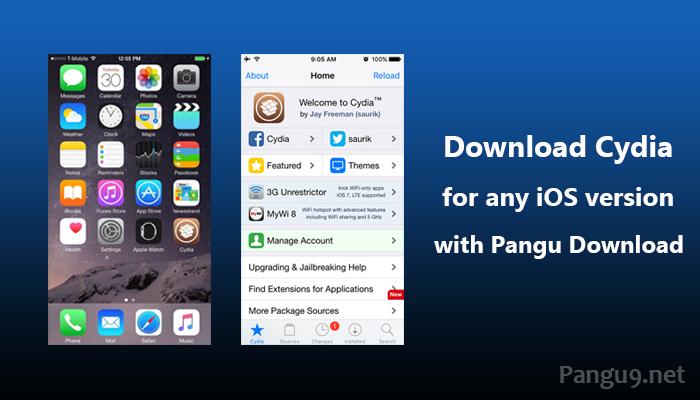 Cydia Installer - Cydia download for iOS 11 2